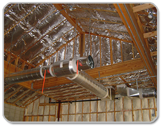 Loerke Insulation | Commercial Insulation | Chico | Redding